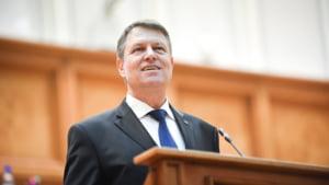 Iohannis a promulgat bugetul de stat si bugetul asigurarilor sociale
