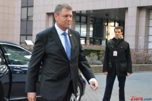 Iohannis a promulgat legea finantarii partidelor