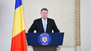 Iohannis a retrimis la Parlament Legea offshore