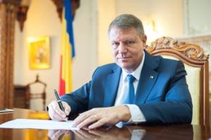 Iohannis a semnat decretul de numire a noului ambasador roman la Londra