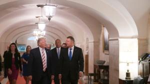 Iohannis a vorbit cu Trump despre Exxon si Cernavoda: Americanii asteapta ameliorarea legislatiei din Romania