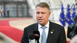 Iohannis cheama autoritatile si societatea civila din Romania la consultari cu expertii Comisiei de la Venetia privind legile justitiei