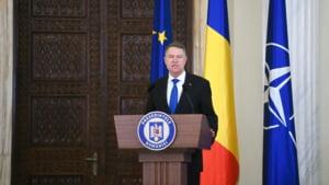 Iohannis critica bugetul: Nu poate fi executat. Neglijeaza investitiile si prejudiciaza nevoile reale ale romanilor
