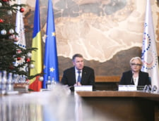 Iohannis ii desemneaza pe Teodorovici si Plumb ministri interimari
