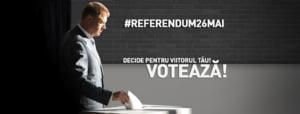 Iohannis indeamna romanii sa iasa la vot pe 26 mai: Decide pentru viitorul tau! Voteaza!