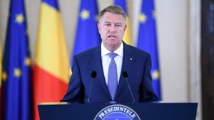 Iohannis merge in Parlamentul European pentru dezbaterea privind viitorul Europei