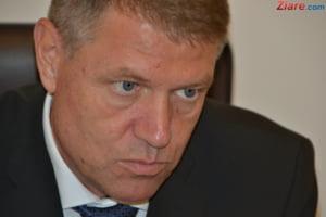 Iohannis nu vrea rudele alesilor in Parlament: Nimeni nu poate sa favorizeze membri ai propriei sale familii