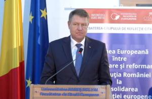 Iohannis se declara multumit de Guvernul Ciolos: Obiectivele au fost atinse, desi n-a avut sprijin in Parlament