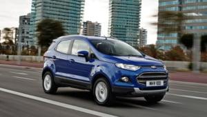 Iohannis si Tudose merg la lansarea celui mai nou model Ford