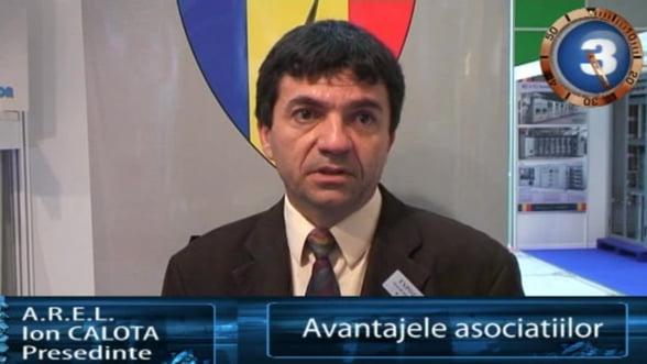 Ion Calota, presedinte www.portalelectric.ro