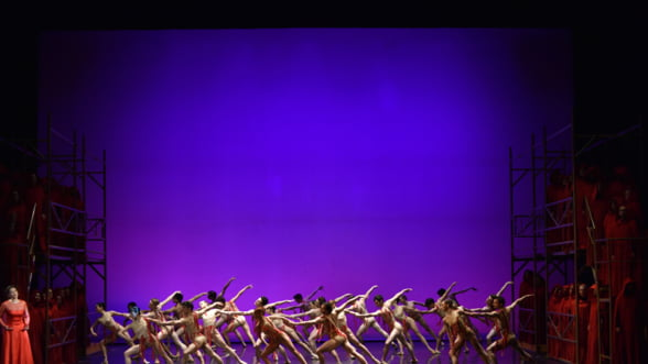 Ion Caramitru, invitat in spectacolul Peer Gynt si Carmina Burana de pe scena Operei Nationale Bucuresti