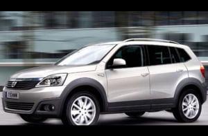 Ipoteza auto: asa arata Dacia SUV?