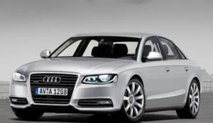 Ipoteza auto: noul Audi A8