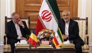 Iran: Vrem sa consolidam relatiile cu Romania