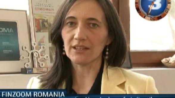 Irina Chitu, director general FINZOOM ROMANIA