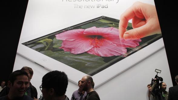 Ironic: Samsung, responsabil pentru ecranul noului iPad
