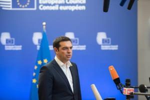Ironie greceasca - reformele lui Tsipras, mai dure decat ale creditorilor. Planul, trimis la Bruxelles