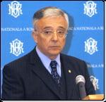 Isarescu: BNR va anunta tinta de inflatie pentru 2010