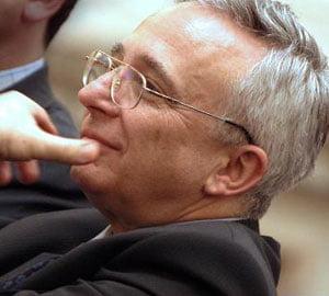 Isarescu: Criza mondiala este buna pentru Romania