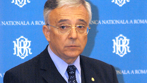 Isarescu: Deciziile BNR in privinta dobanzii cheie se vor transmite mai mult la dobanzile la credite