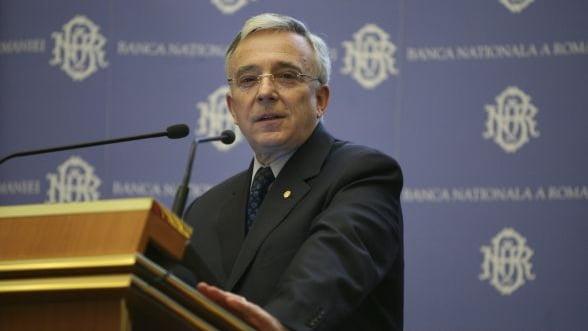 Isarescu recomanda incheierea unui nou acord cu institutiile internationale