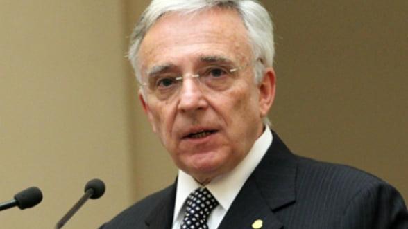 Isarescu sustine intrarea in Uniunea Bancara, pentru intarirea stabilitatii financiare