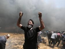 Israel: Guvernul a primit unda verde in justitie pentru a folosi gloante reale impotriva palestinienilor