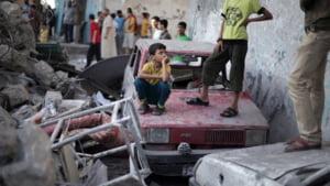 Israelul declara armistitiu dupa ce a consternat o lume intreaga