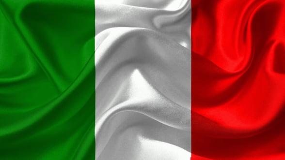 Italia a informat Comisia Europeana ca isi mentine planurile bugetare, desi incalca regulile UE si risca o sanctiune