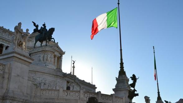 Italia estimeaza ca va iesi din recesiune in primul trimestru din 2019