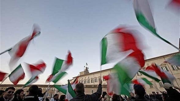Italia rateaza tinta. Titlurile de stat vandute insumeaza 7,02 miliarde euro
