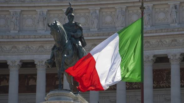 Italia se imprumuta deja mai scump din cauza rezultatului alegerilor