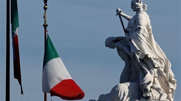 Italia se indreapta spre o recesiune prelungita si are nevoie de ajutor
