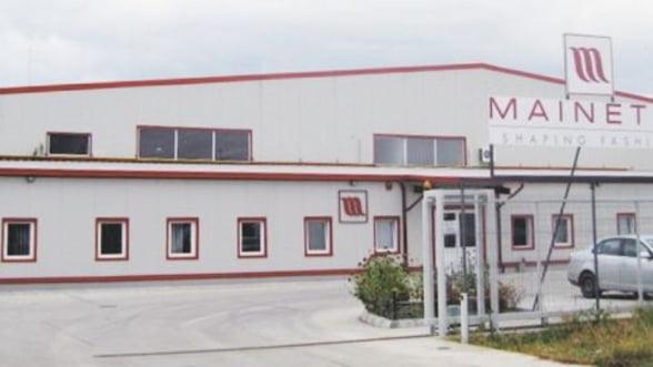 Italienii de la Mainetti investesc 400.000 de euro in fabrica de umerase de la Sibiu