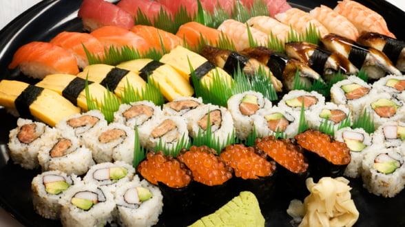Iti place mancarea japoneza? Incearca Teppanyaki, in Bucuresti