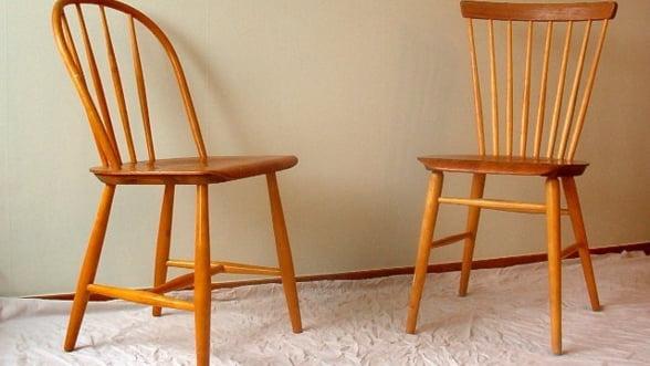 Iti redecorezi casa? Poti cumpara unul dintre cele mai scumpe scaune din lume