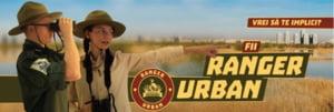 Iubesti natura si vrei sa o protejezi? Acum poti fi Ranger urban. Iata ce trebuie sa faci