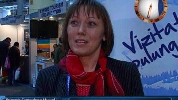 Iuliana Ungureanu, inspector Primaria Campulung MuscelI