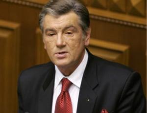 Iuscenko ordona consolidarea securitatii la unitatile sistemului de tranzit ucrainean