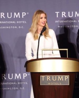 Ivanka Trump inchide brandul de moda care ii poarta numele