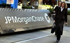 JPMorgan, cea mai mare banca americana de investitii