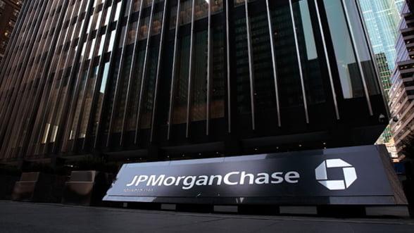 JPMorgan Chase, cea mai mare banca de investitii din lume in primul trimestru