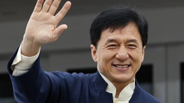 Jackie Chan vine in premiera in Romania, la Zilele Filmului Chinezesc