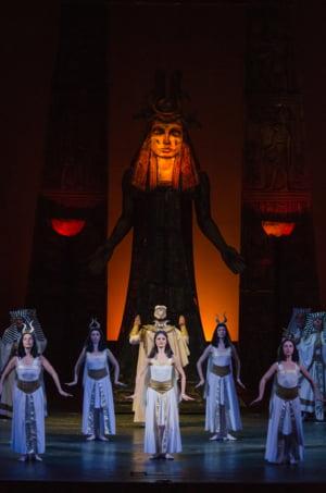 Jacopo Siperi, invitat special la pupitrul dirijoral in Aida lui Verdi, pe scena Operei Nationale Bucuresti