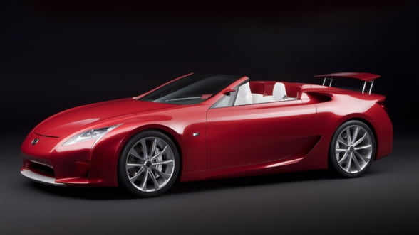 Jaguar si Lexus, in topul inmatricularilor noi de marci auto rare din Romania in 2013