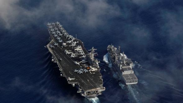 Japonezii fac exercitii militare fara precedent sub nasul Chinei, alaturi de SUA