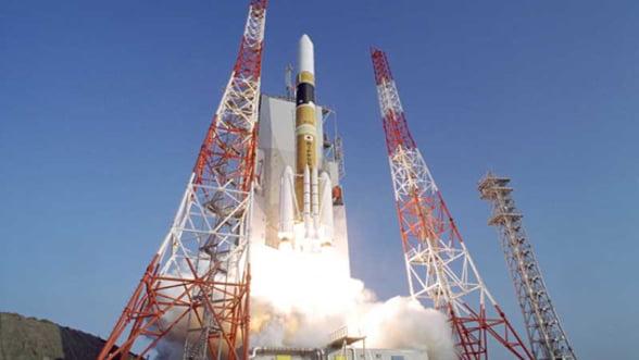Japonia: racheta H-2A a decolat pentru a plasa un satelit de observare a catastrofelor
