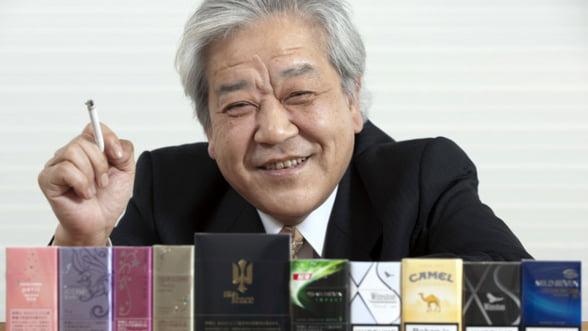 Japonia vrea sa castige 10 miliarde de dolari din actiunile Japan Tobacco