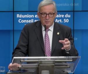 Jean-Claude Juncker: Britanicii au fost intotdeauna europeni cu jumatate de norma