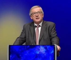 Jean-Claude Juncker, despre regele Mihai: As vrea sa aduc un omagiu deosebit rolului sau in promovarea aderarii Romaniei la UE